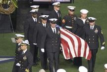 Military Burials / Military burials and funerals.