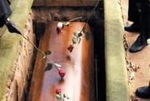 Funeral Traditions & Etiquette / Traditions and behaviors surrounding funerals.