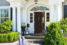 curb appeal / Always make a good first impression...