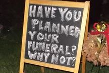 Funeral Planning / Information related to planning yours or someone else's funeral