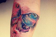Tattoos I luv