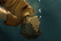 ♠ Percy Jackson ♠ / PERCY JACKSON! Are any more words necessary? / by ♠♥♣♦ Phoenix Inferno ♦♣♥♠