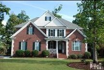 Leland NC HOMES / Homes for sale in the Leland, Bellville, and Bolivia NC areas. We'll put our favorites here for you to see! You can search ALL area homes on our website at http://www.buyingyournest.com.