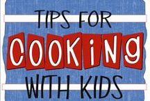 cooking with kids / by james bell