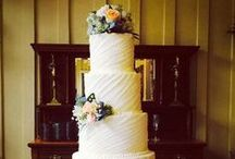 Wedding Cakes / Wedding cakes and dessert bars by Les Amis Bake Shoppe