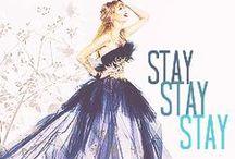 Taylor Swift Lyrics / by Charlie Hayes