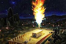 Deep in the Tabernacle / symbolism in the Tabernacle in the Wilderness