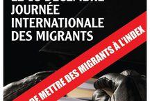 Migration-Racisme-Droits de l'homme