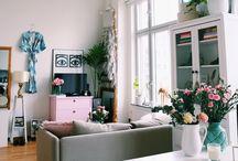 Chez Moi / Interiors, rental inspo and DIY ideas