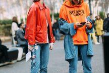 Haute Fashion / New York, London, Milan and Paris