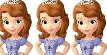 O PROJETO ISA / Isa faz 2 - tema princesa sofia