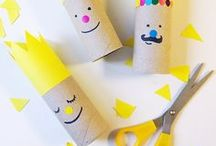 DIY kids - bricolages
