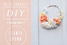 Do it yourself / by Allée des Roses