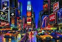 NEW YORK / by Bisuteria Veneziana