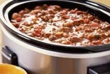 LT Slow Cooker / Plan ahead for dinner or meals with your slow cooker.  Great family and kid friendly meal ideas.