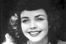 Jennifer Jones / Jennifer Jones (March 2, 1919 – December 17, 2009) was an American Oscar-winning actress during the Hollywood golden years. Jones, who won the Academy Award for Best Actress for her performance in the 1943 The Song of Bernadette, was nominated five times for the Academy Awards. She married three times; most notably to film producer David O. Selznick.  She semi-retired from acting following the death of her husband, David O. Selznick, in 1965.  / by Serendipity
