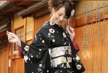 Japanese Wrapping / Kimono.