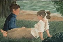 Tica's Artwork / Some paintings of Teresa V.Sá (www.ticavs.com)