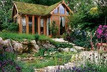 The Garden / by Rhett Deighton