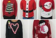 Christmas Jumpers / A collection of festive knits available at Woking!