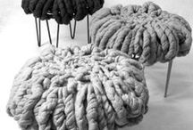 Extreme knit and textiles