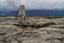 Ben Lomond / Climbing Munros