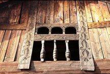 Norwegian folk art