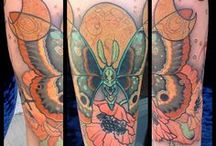 Tattoo inspiration / Concepts, ideas and inspiration for tattoo art and placement
