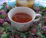 Tea and crumpets / Tea and teatime and tea snacks