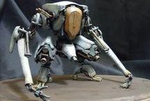 Mecha & Robot Reference