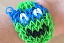 Loom Bands / What can you make with Loom Bands?