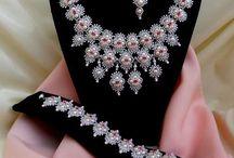 Bijoux con perline