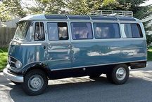 Car / Classic Van & Bus & Car