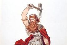 Thor / The god being honoured at the 2016 Hail and Horn Gathering will be Thor, the Red-Bearded Hurler. This board is for all things related to the god Thor (not the fantasy super hero).