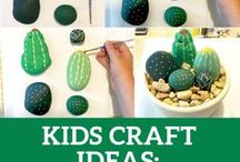 The Best Kids Crafts / Find all of our favorite crafts for kids, from creative art projects to DIY gifts. We've collected fun and easy ideas for every season and holiday!