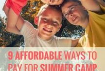 All About Summer Camp / Whether it's sleep away camp or day camp, we have all the information you need to help your little campers have the best summer ever!