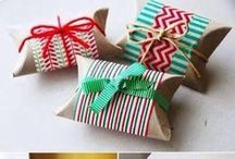 Weihnachtskram / Geschenk- und dekoideen für Weihnachten