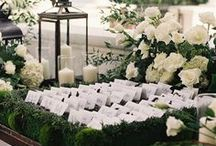white out wedding theme / blanc party decor, flowers, attire, food and more! #blancdenver