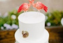 real wedding at blanc ~ tropical colorado wedding / this beautiful tropical wedding took place here at blanc denver!  photography – Our Love Is Loud event planning – Hey! Party Collective venue – that's us! floral design – Lalé Floral Designs cake – The Noshery
