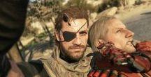 Metal Gear Solid / MGS stuff ❗