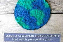 Earth Day Crafts & Activities