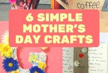 Mother's Day Crafts & Activities