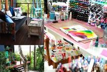 Studios and Work Areas / I have a... thing for seeing other artist's studios.