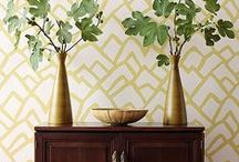 Patterns, wall papers, tiles, etc. / by Abby Garrison