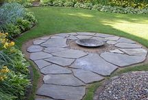 For the backyard... / by Susan Hutchens Steel