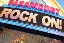 The Paramount Presents... / Artists and bands who have or will rock The Paramount Stage!