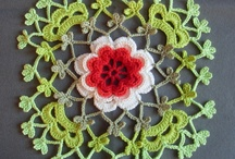 Crochet  / Mostly crochet stitches, block patterns, technical info, inspiration... / by Linda Univer