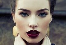 Beauty / Beauty styles, makeup and hair inspirations