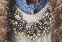 Statement Necklaces / Tell the world you are creative and fabulous!