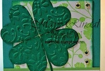 Cards - St. Patrick's Day / by Cyndi Slaughter